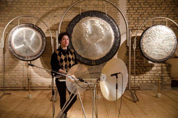 bohemian drips presents speicher II festival berlin music installation