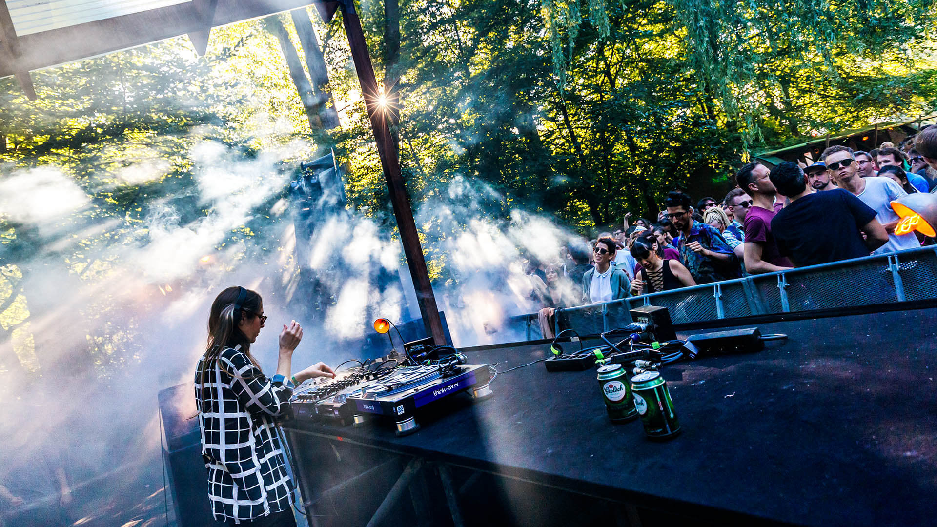 European Techno Festivals Summer Dekmantel The Netherlands