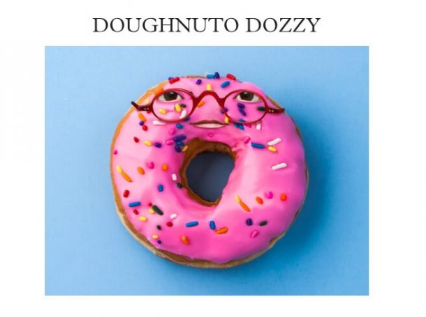 This Terrible Tumblr Turns Your Favorite DJs Into Bad Food Pun Memes Doughnat Donato Dozzy