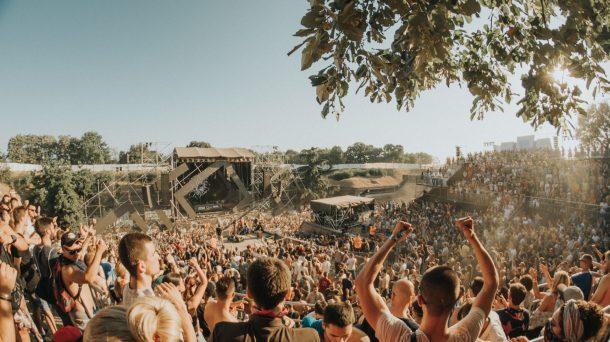 European Techno Festivals Summer EXIT Festival Serbia