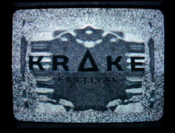 lineup for this year's Krake Festival in Berlin.