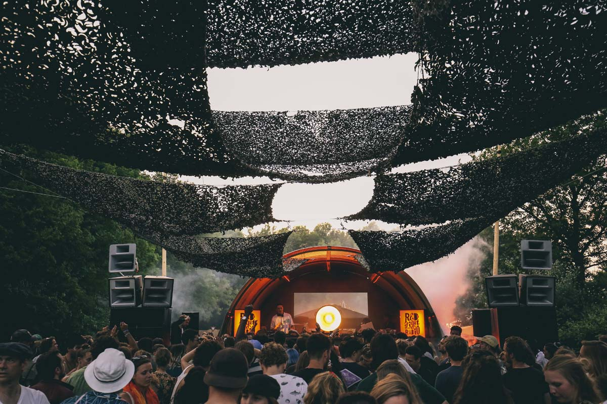 European Techno Festivals Summer Lente Kabinet The Netherlands