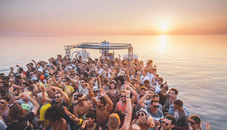 European Techno Festivals Summer love international croatia