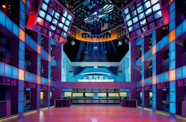 Nightclub Design Vitra Design Museum in Weil am Rhein in Germany palladium new york museum club culture