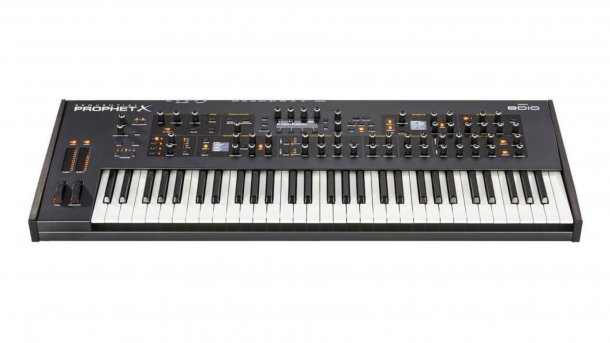 Behold Dave Smith's Mighty New Sampling Synthesizer: The Prophet X