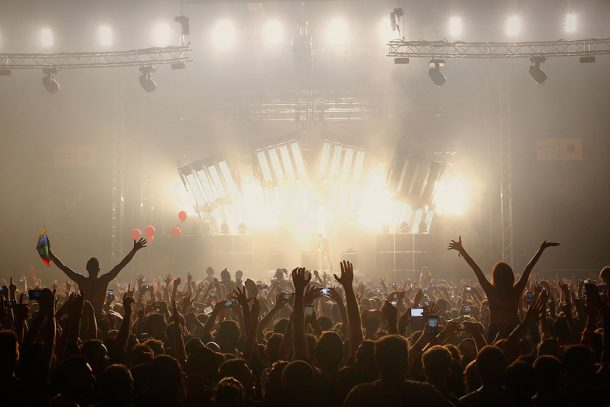 sonar festival playlist two volumes electronic music techno
