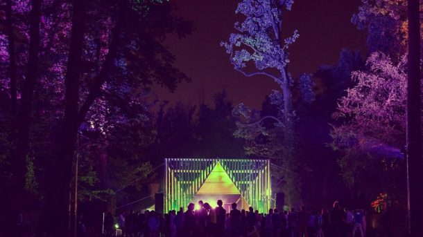 European Techno Festivals Summer Terraforma Milan
