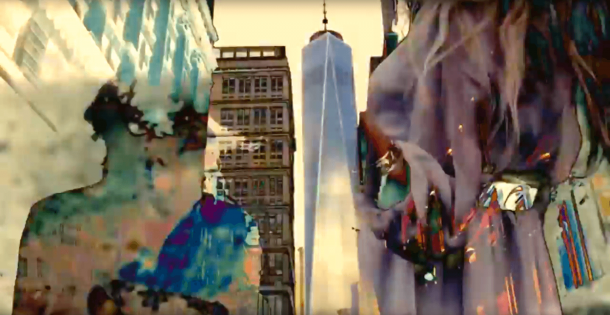 This YouTube Channel Makes Trippy Music Videos For Popular Techno Tracks
