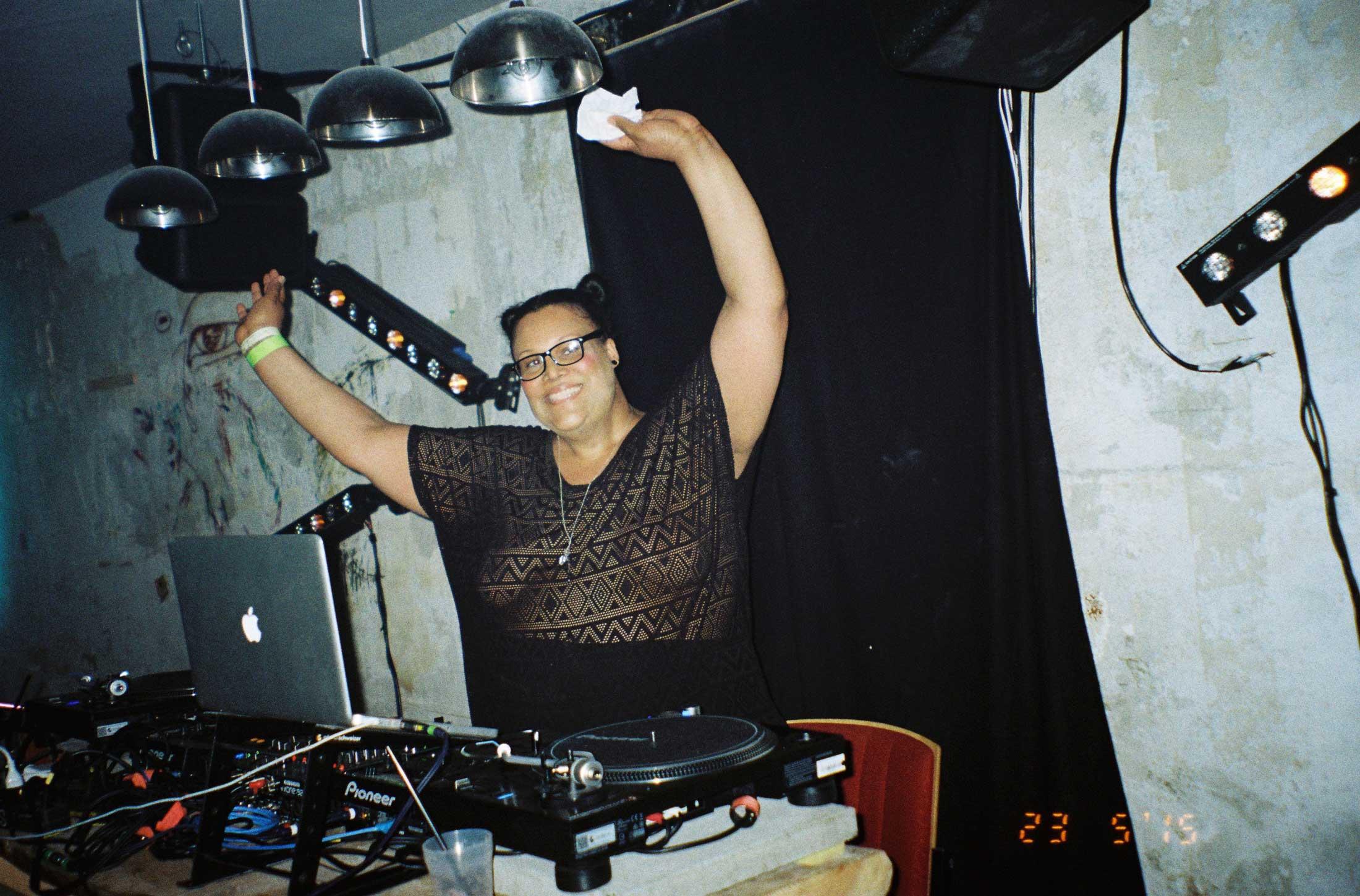 Akua Berlin Underground Techno Tresor Ohm Rave Nightlife