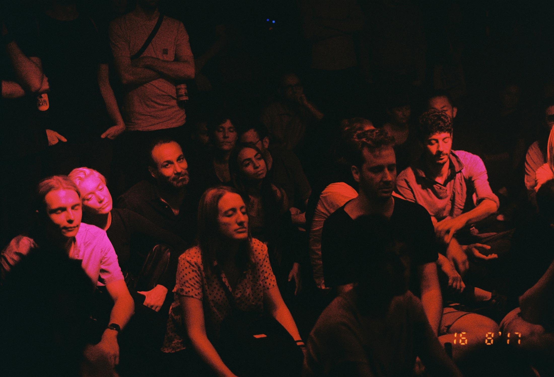 Ambient Gig Berlin Underground Techno Tresor Ohm Rave Nightlife