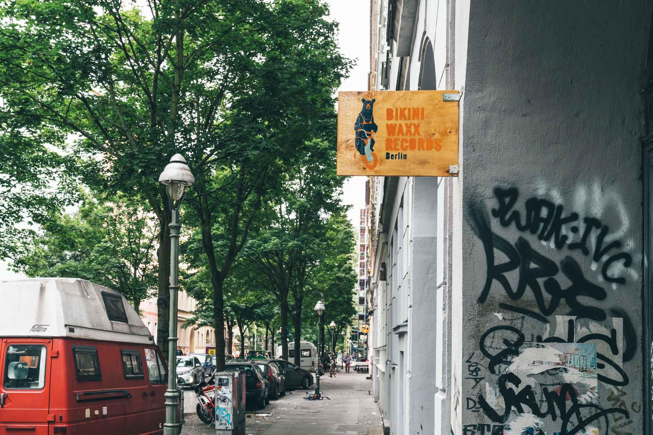 Bikini Waxx Records Berlin Kreuzberg House Deep Detroit Classix Oldschool Rominimal Trippy Acid Electro Dubby Lo-fi Psychotropic Disco Jazz Soul Techno