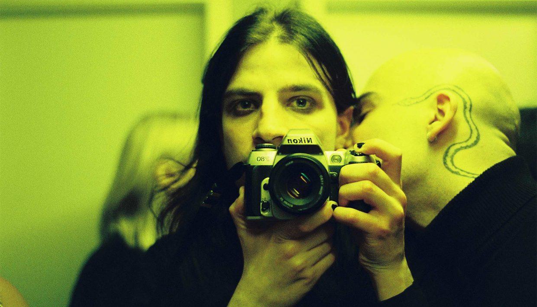 Photographer George Nebieridze Berlin Techno Underground