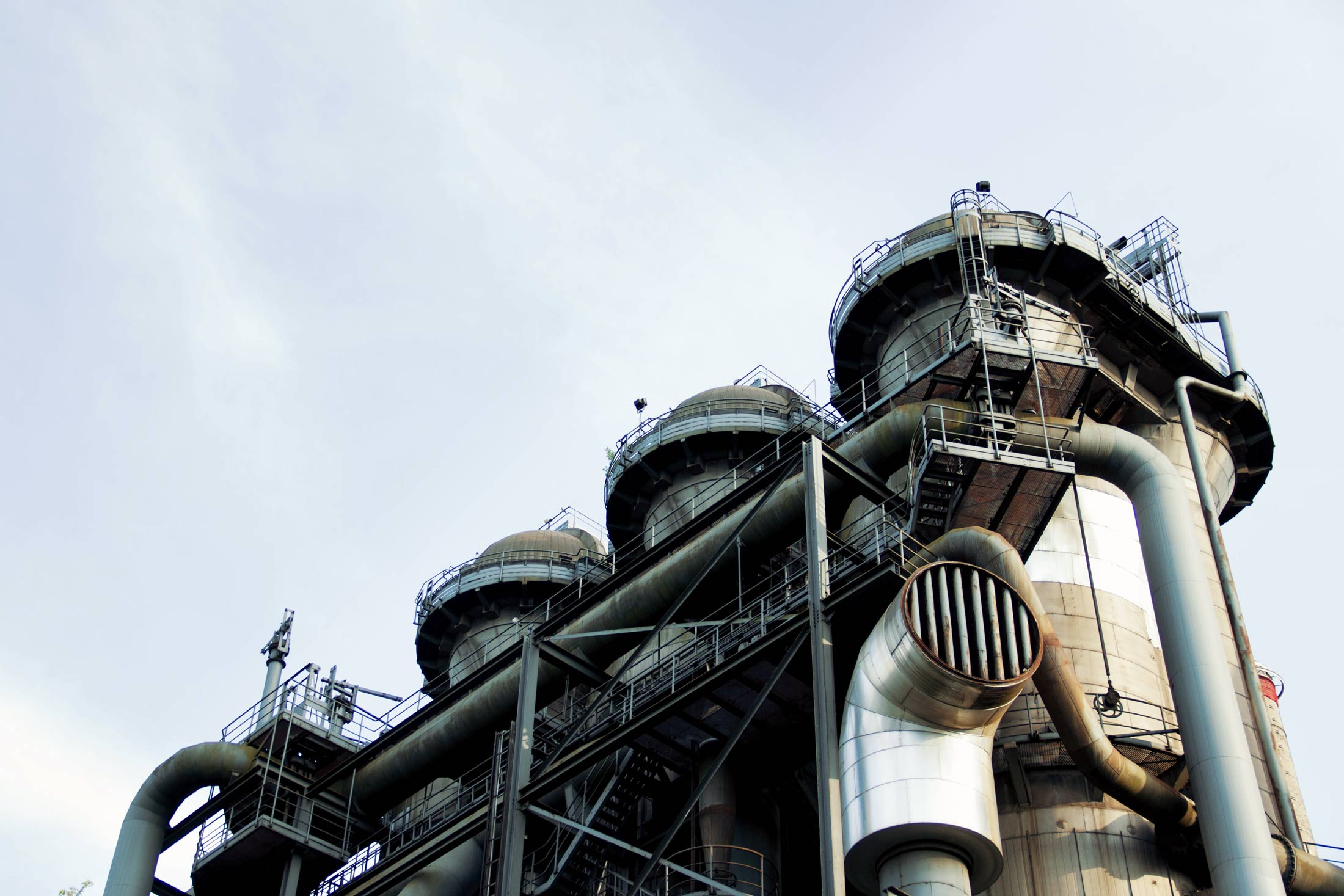 Landschaftspark Duisburg Nord LaPaDu Blade Runner Industrial