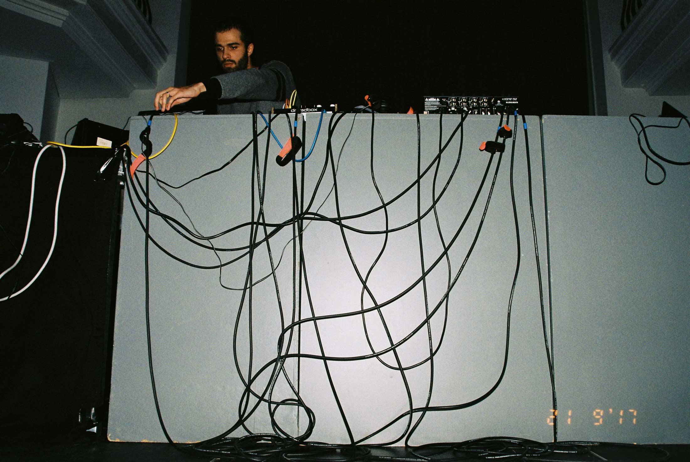 Zesknel Berlin Underground Techno Tresor Ohm Rave Nightlife