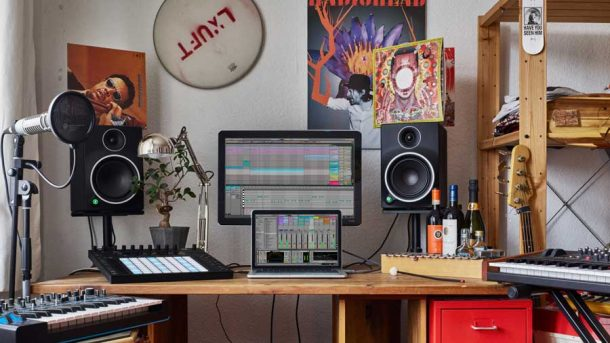 Ableton New Production Pack For Live Suite 10