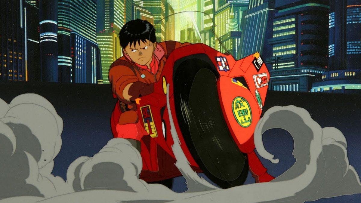 akira animated movie