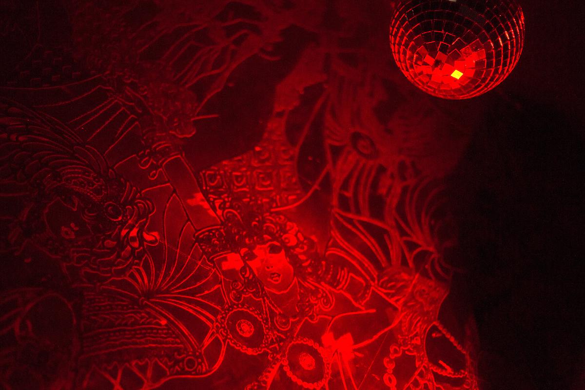Oma Doris Dortmund Germany Techno Club Electronic Music