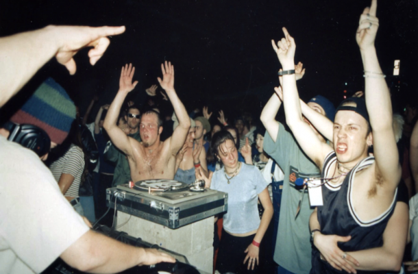 san francisco 90s rave