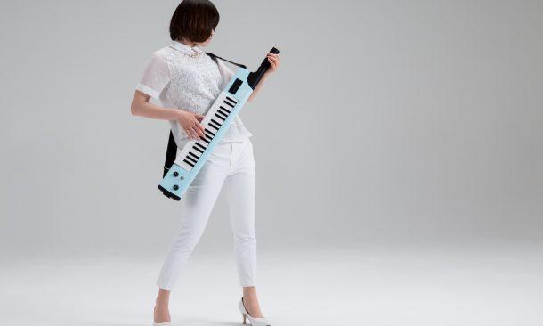 Yamaha VKB-100 Keytar Music Japanese Vocaloid Hatsune Miku
