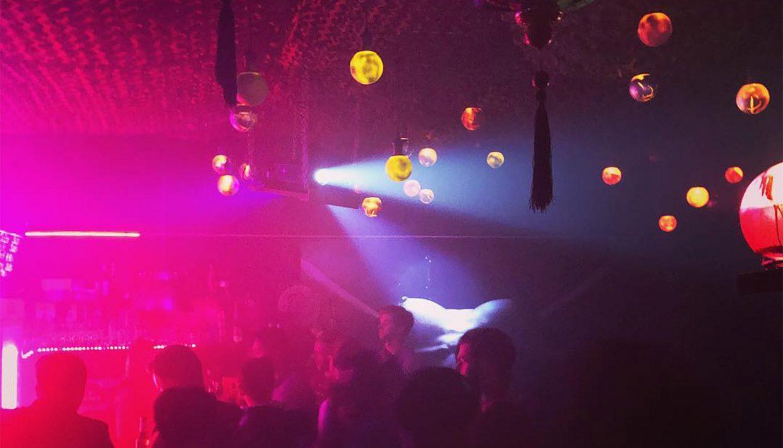 Berlin Techno Clubs Underground AVA Club