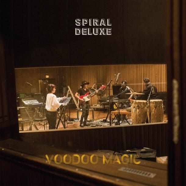 spiral deluxe voodoo magic jeff mills jazz