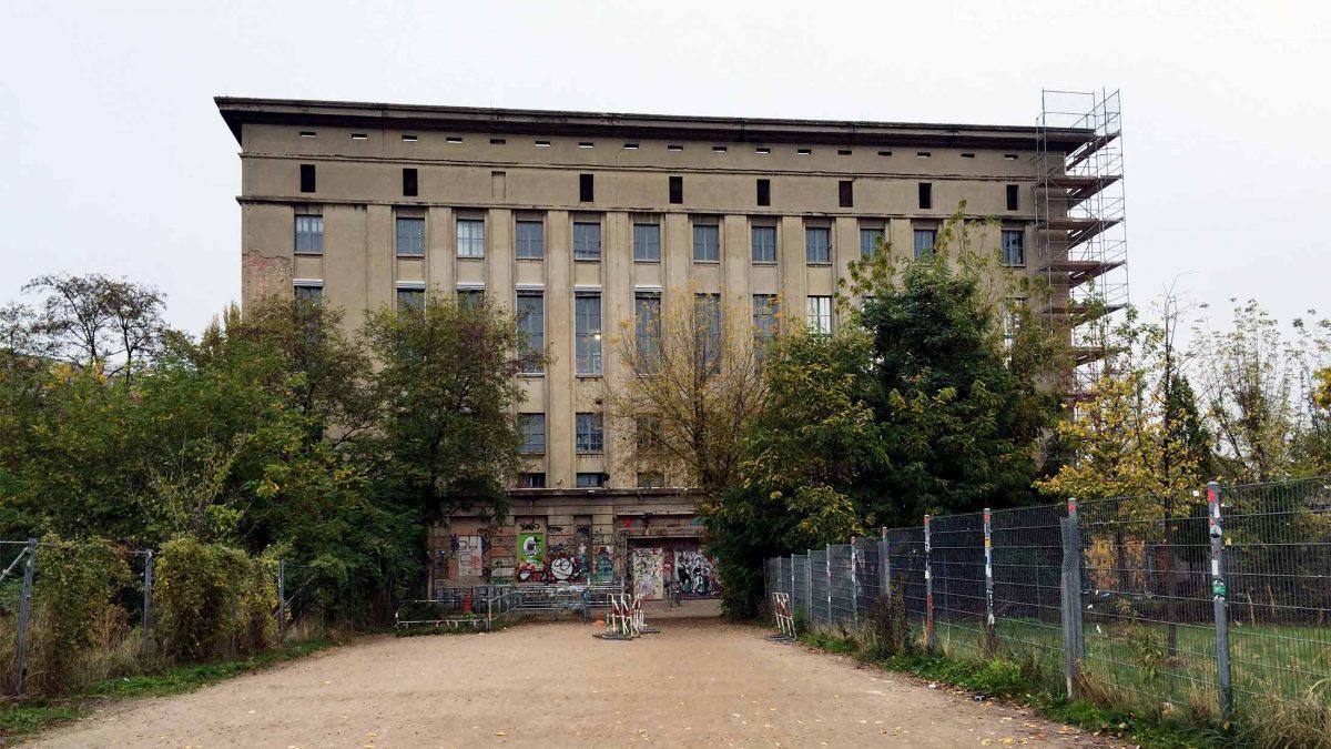 Berlin Clubs Techno Party Underground Berghain