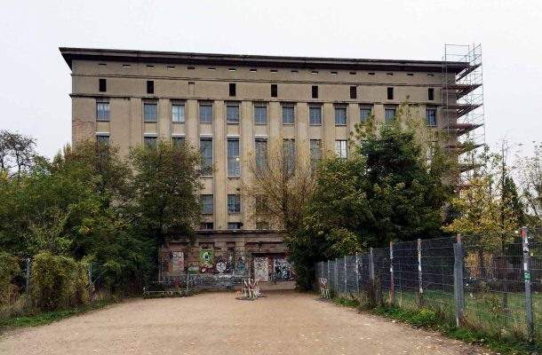 Berlin Clubs Techno Party Underground Berghain