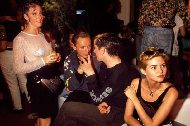 Ibiza Legendary '90s Party Scene Video Documentary