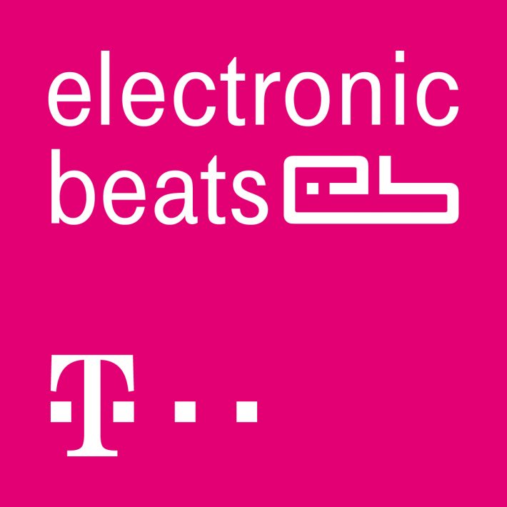 Telekom Electronic Beats Logo for use in digital media