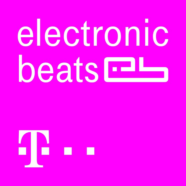 Telekom Electronic Beats Logo for use in print media