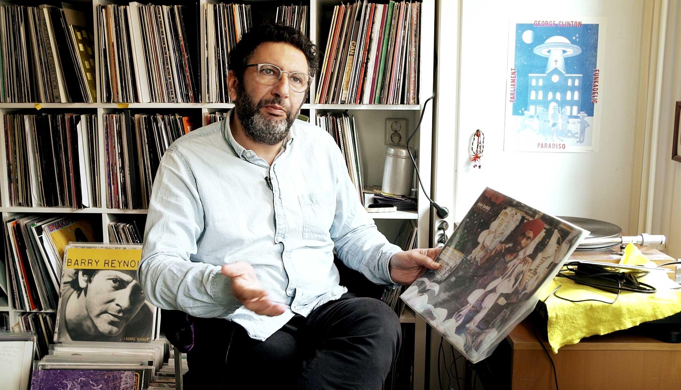 Gilb'R Vinyl records label