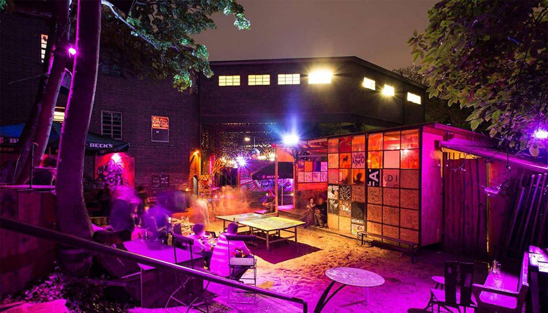 Berlin Techno Clubs Underground Humboldthain