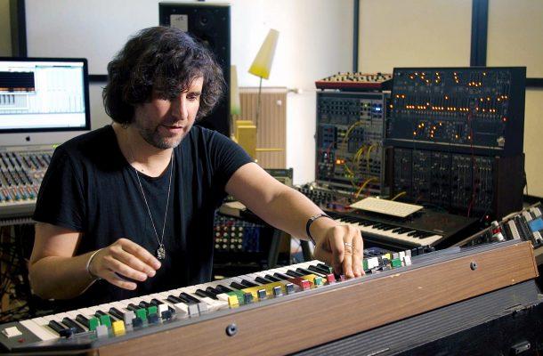Mathew Jonson Yamaha CS-60 Synthporn Vintage Synth