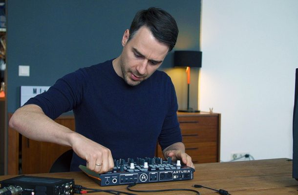 Stimming reviews Arturia DrumBrute Impact