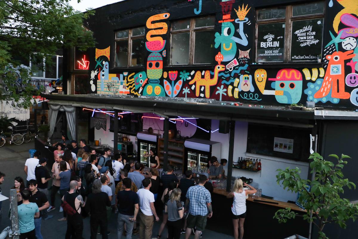 Every Berlin Club Worth Going To In 2018 Techno Underground Party Urban Spree Biergarten