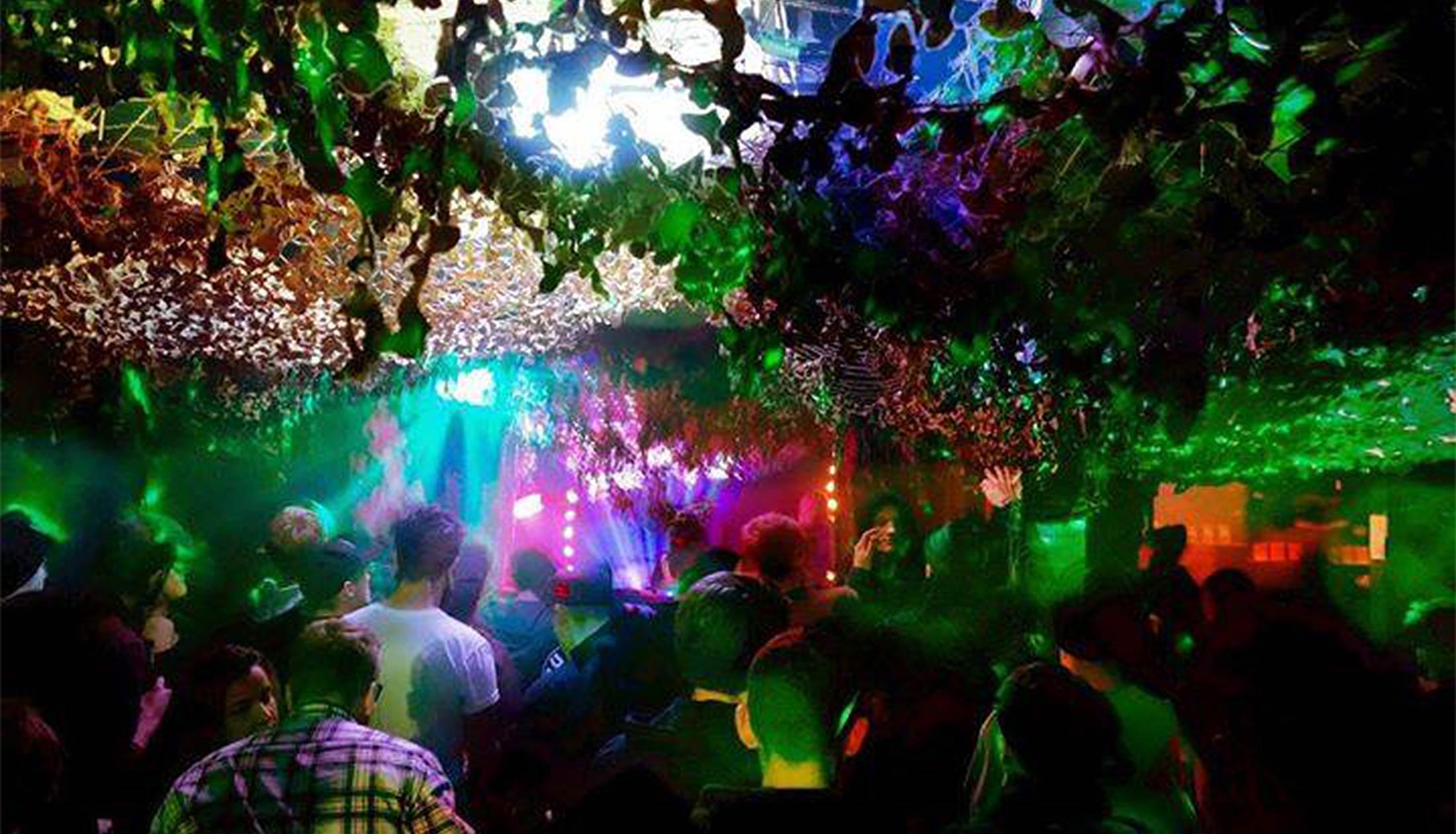 Berlin Techno Clubs Underground Void