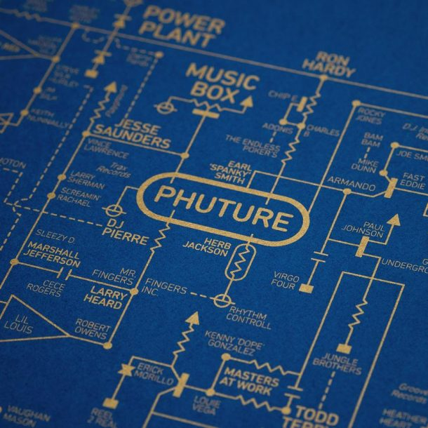 This Circuit Board Maps The Entire History of Acid Music