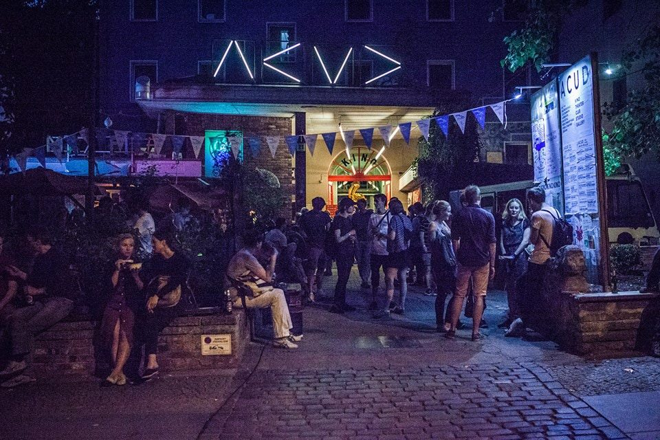 The Ultimate Guide To Every Berlin Club Worth Going To In 2018