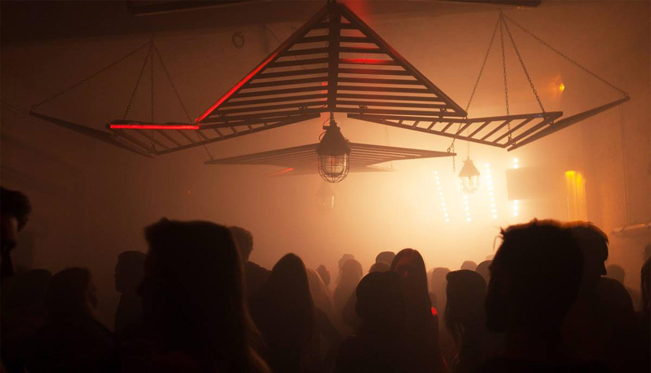Berlin Techno Clubs Underground Burg Schnabel