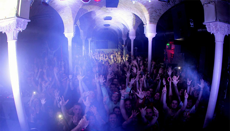 Berlin Techno Clubs Underground Club Gretchen