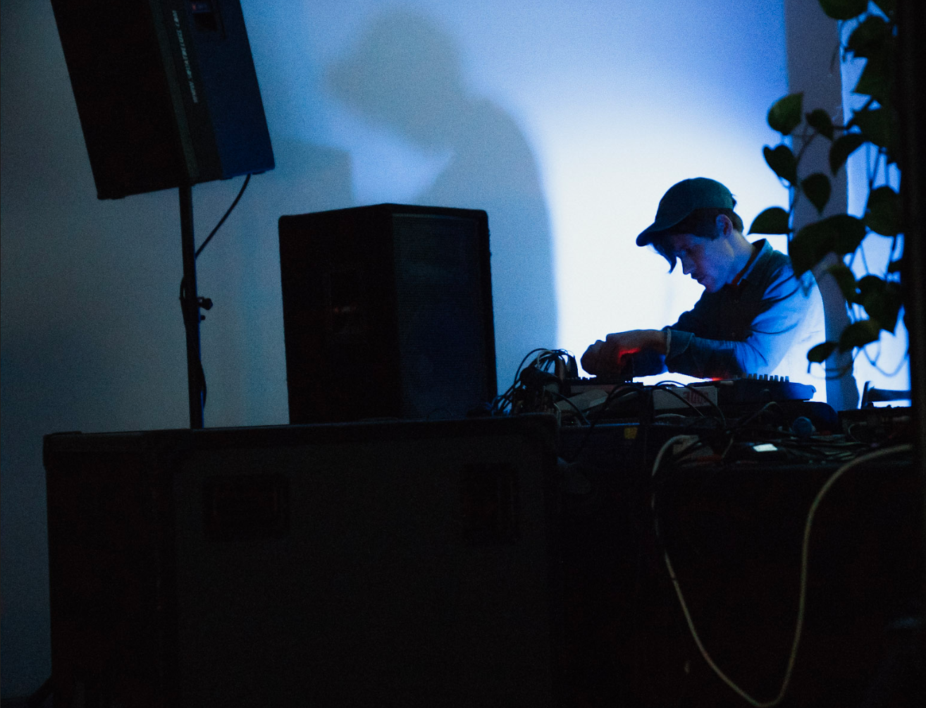 Sleepover Drone Is The Ambient Rave That Wants To Put You To