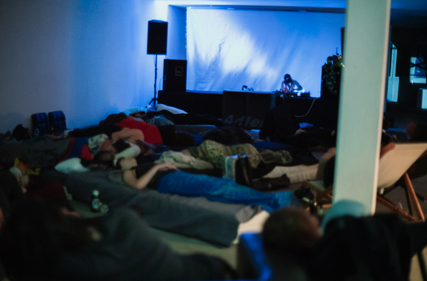 Sleepover Drone Show Review