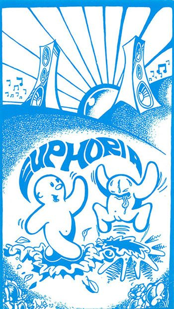 Get Inspired By This Massive Archive Of Mind-Bending Old-School Rave Art Euphoria