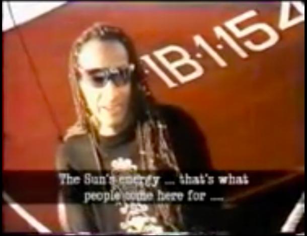 ibiza short film 90s video documentary