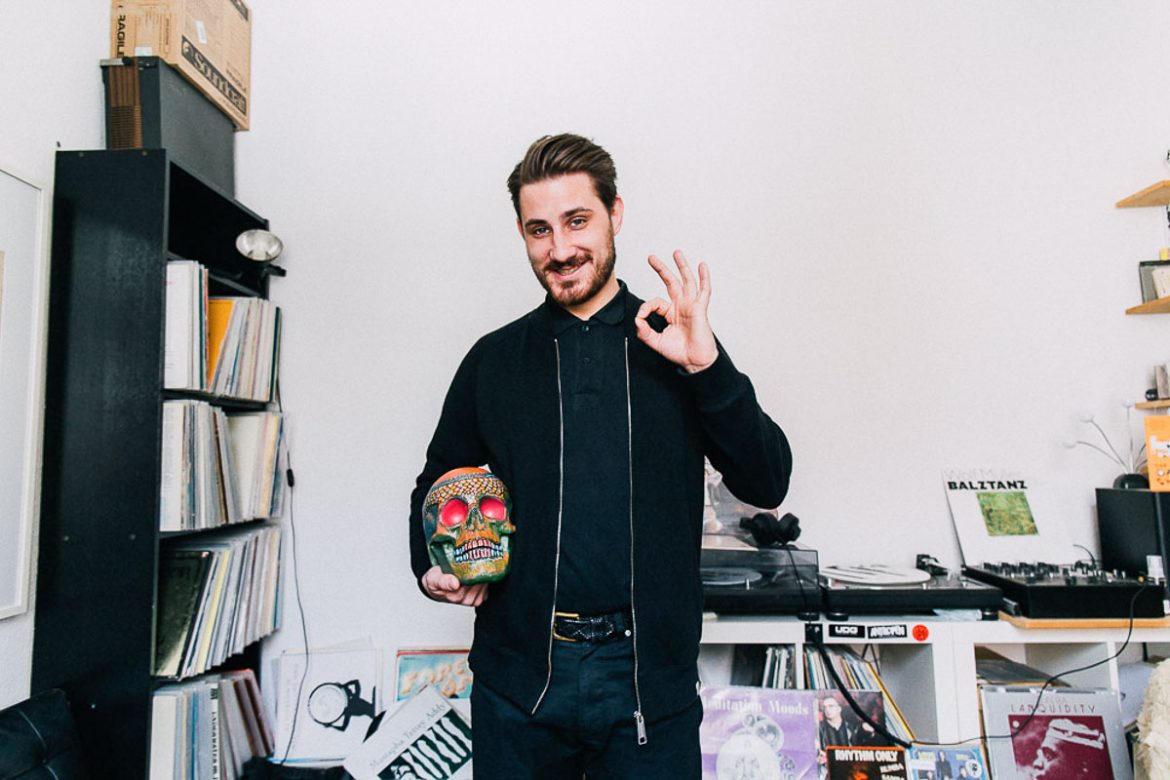 Get Ready For Nachtdigital With This New Mix By Salon Des Amateurs Resident Jan Schulte