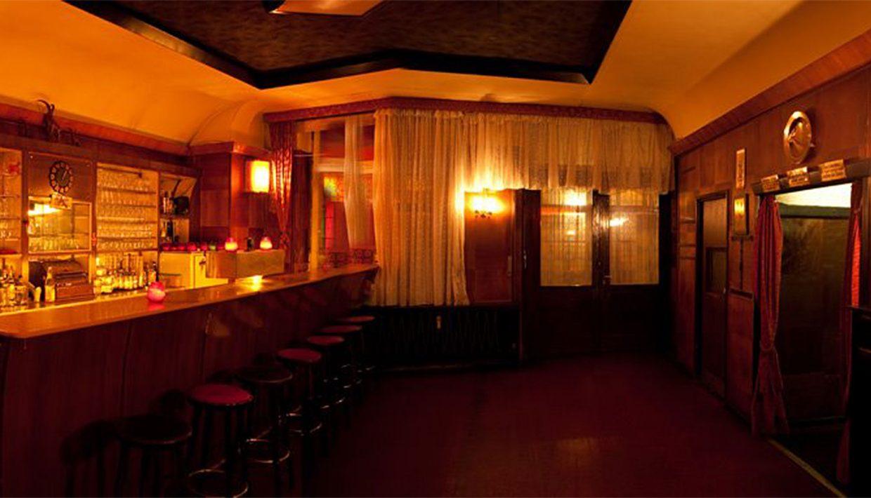 Berlin Techno Clubs Underground Loftus Hall
