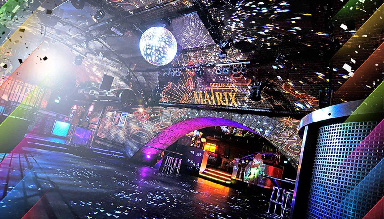 Berlin Techno Clubs Underground Matrix