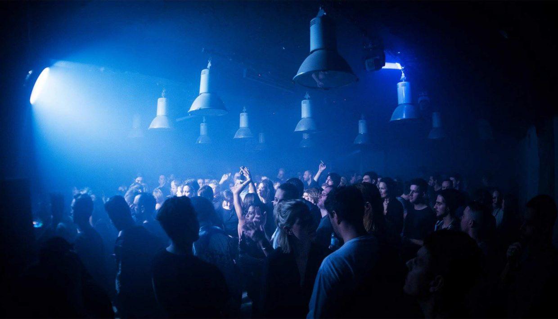 Berlin Techno Clubs Underground Polygon