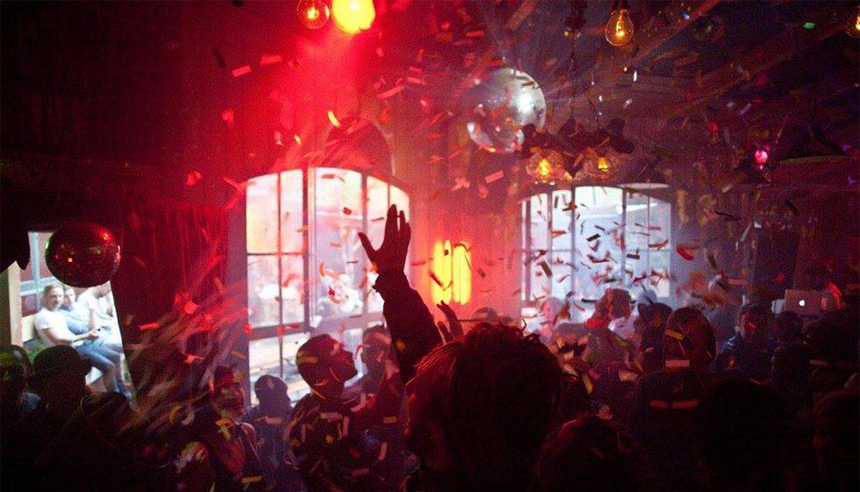 Berlin Techno Clubs Underground Party Ritter Butzke