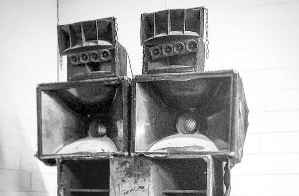 Kickstarter Detroit '80s Techno Sound Systems